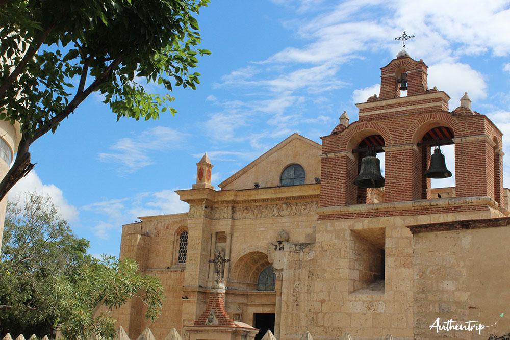 Cathédrale république dominicaine