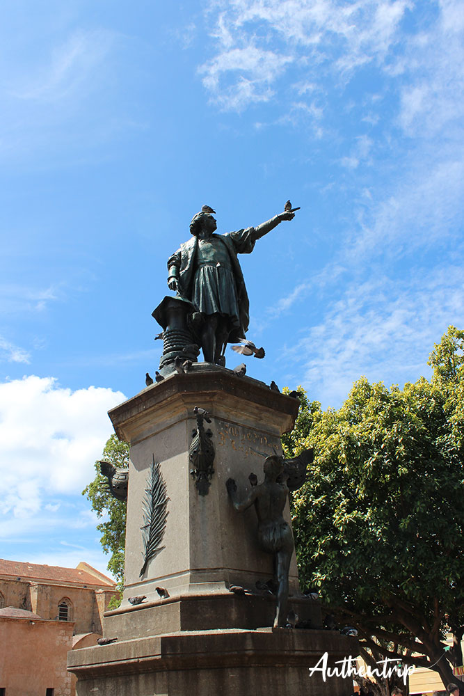Christophe Colomb république dominicaine
