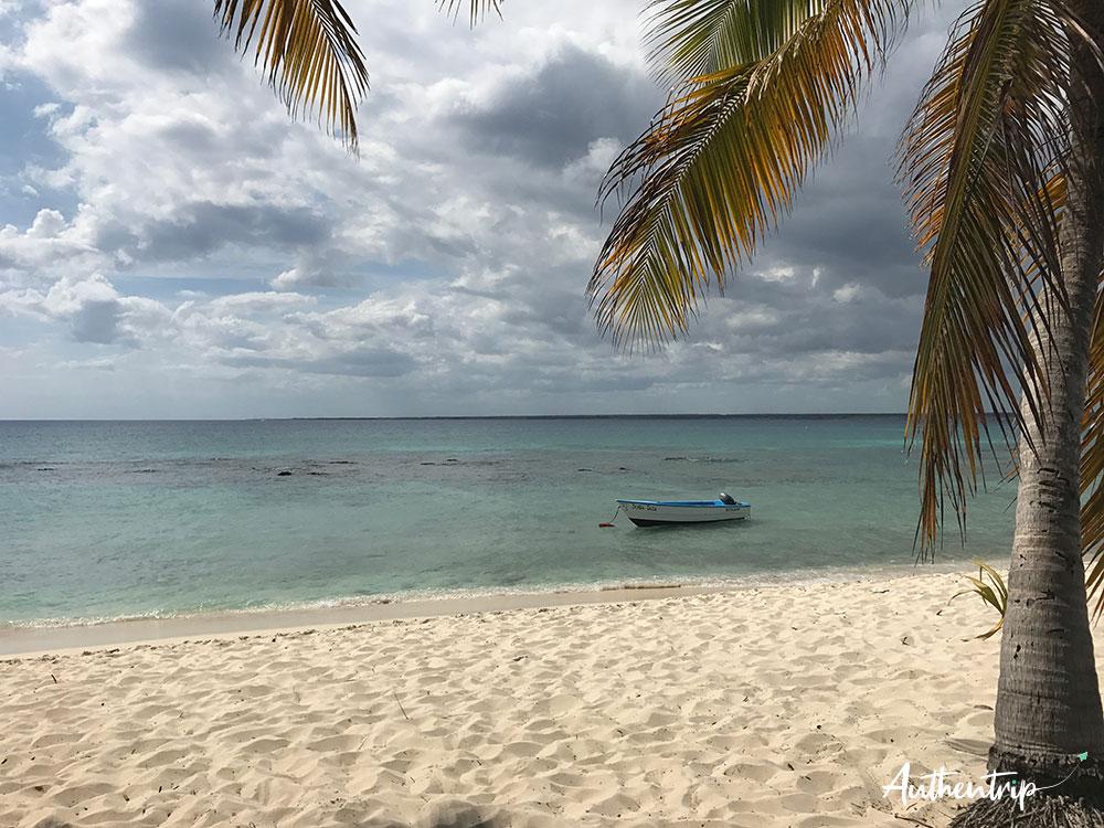 bateau Isla Catalina république dominicaine