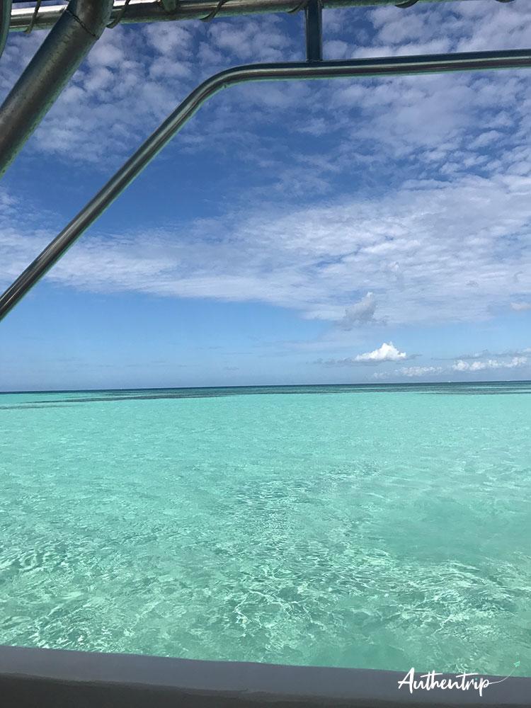lagon Isla Saona