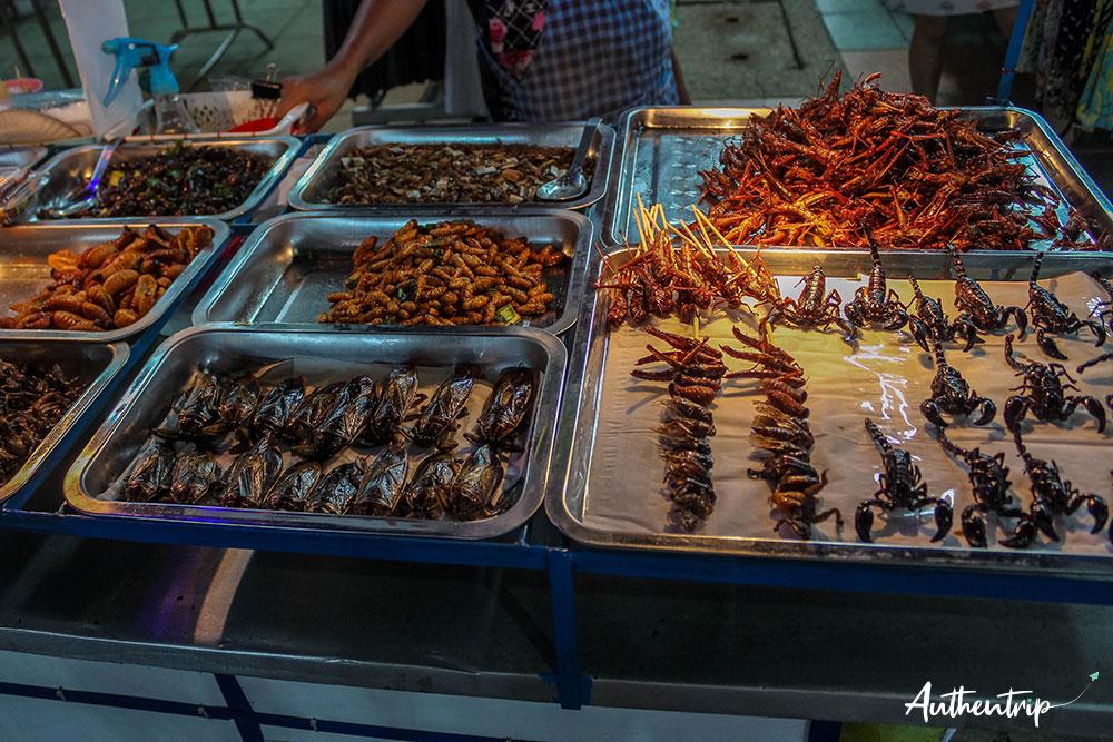 Insectes, Khao San Road