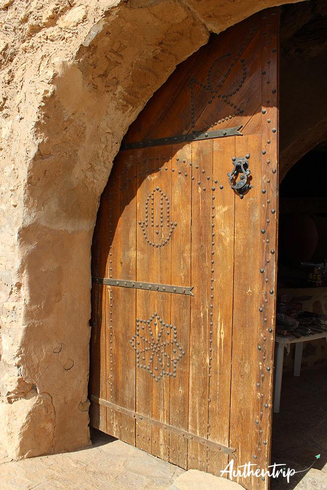 Porte, Ksar Hedada