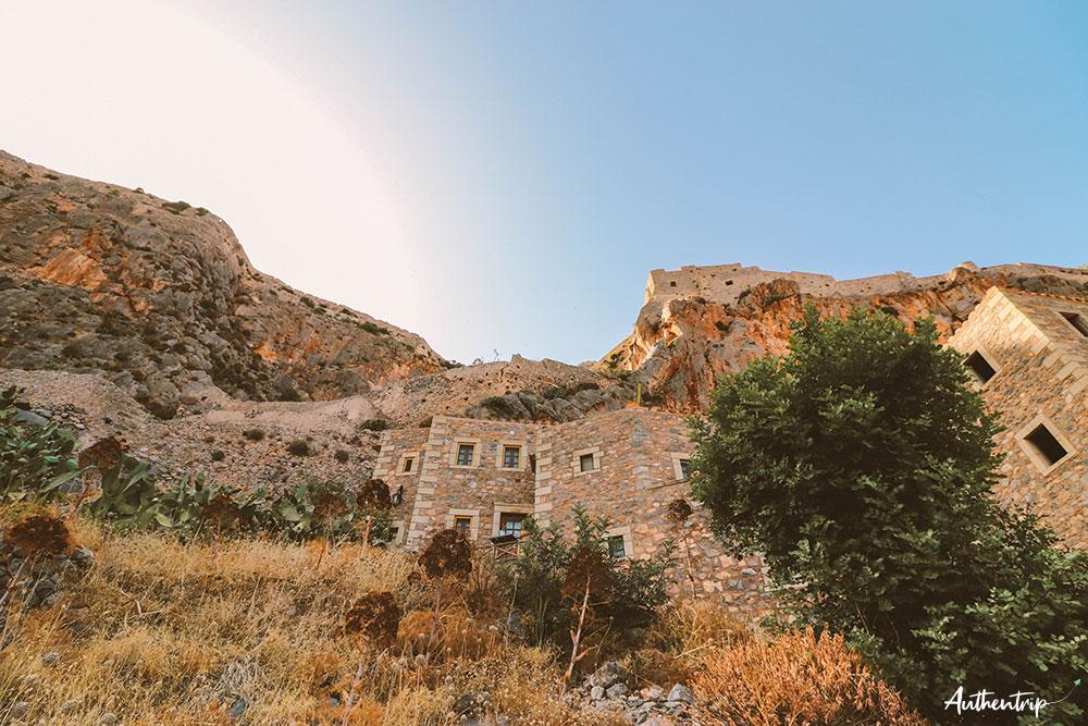 monemvasia chateau
