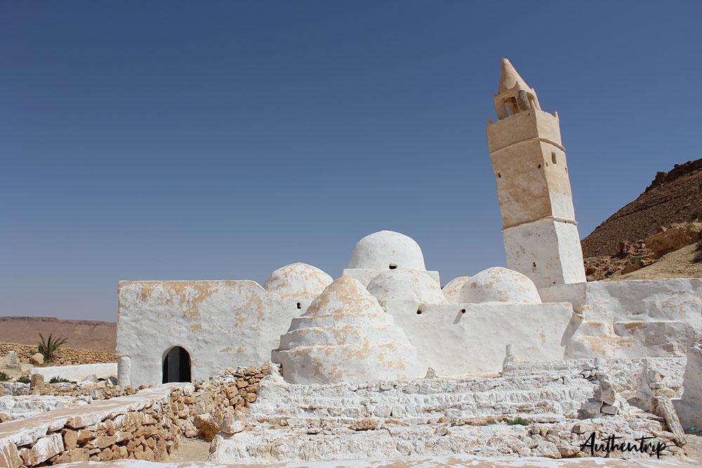Mosquée des 7 dormants
