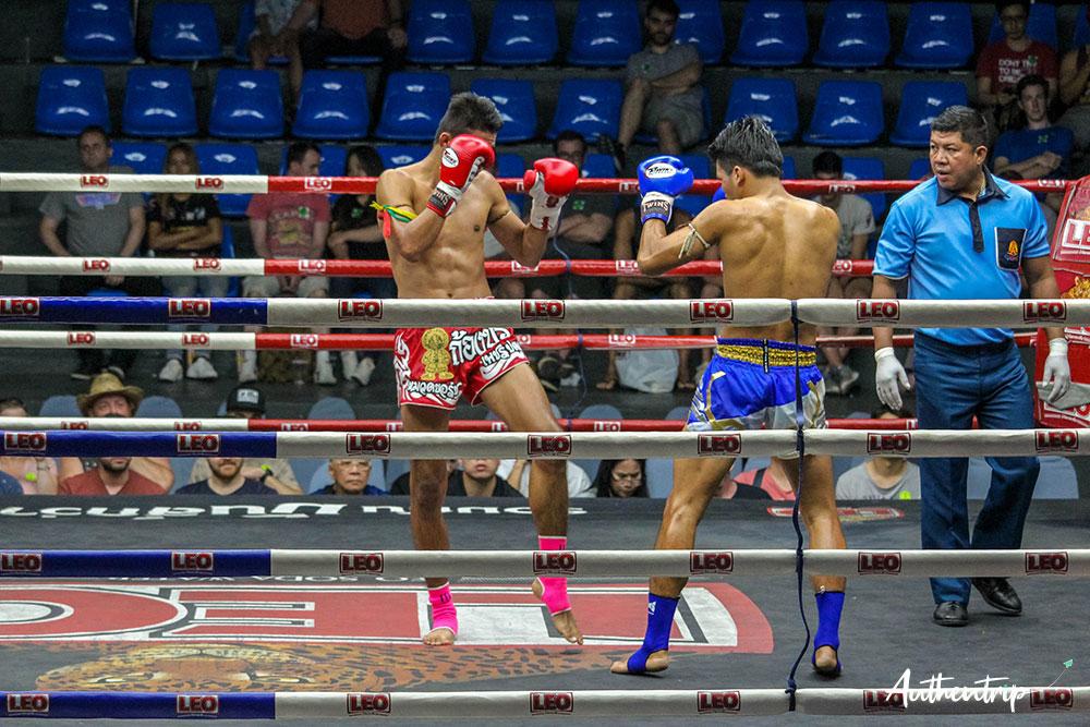 Combat, Muay Thai