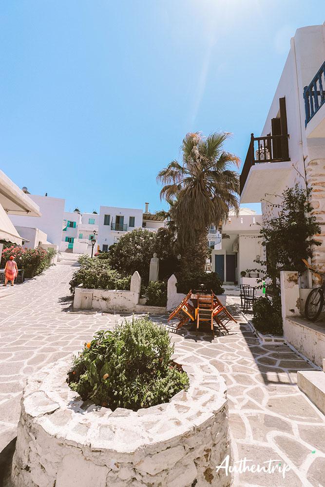 Naousa place