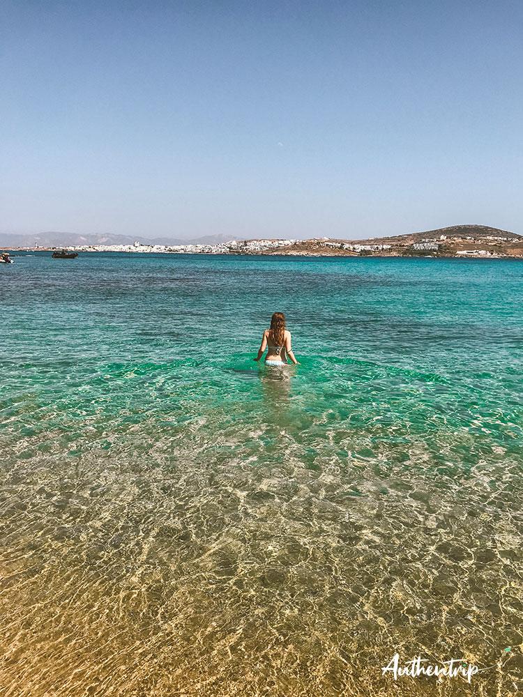 naousa plage