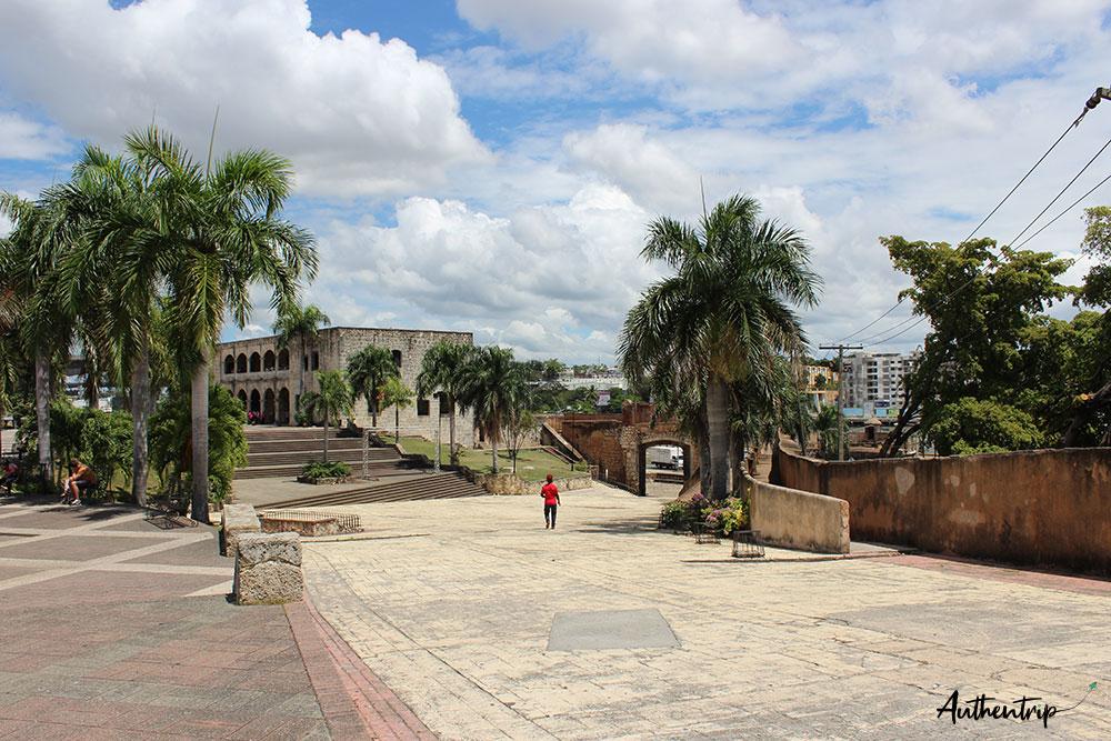 Plaza Espana république dominicaine
