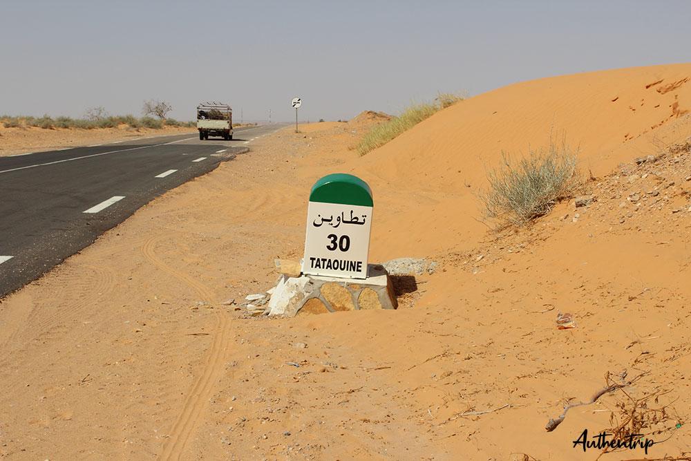 Portes du désert