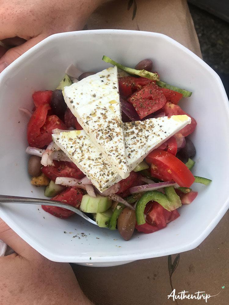 pylos salade