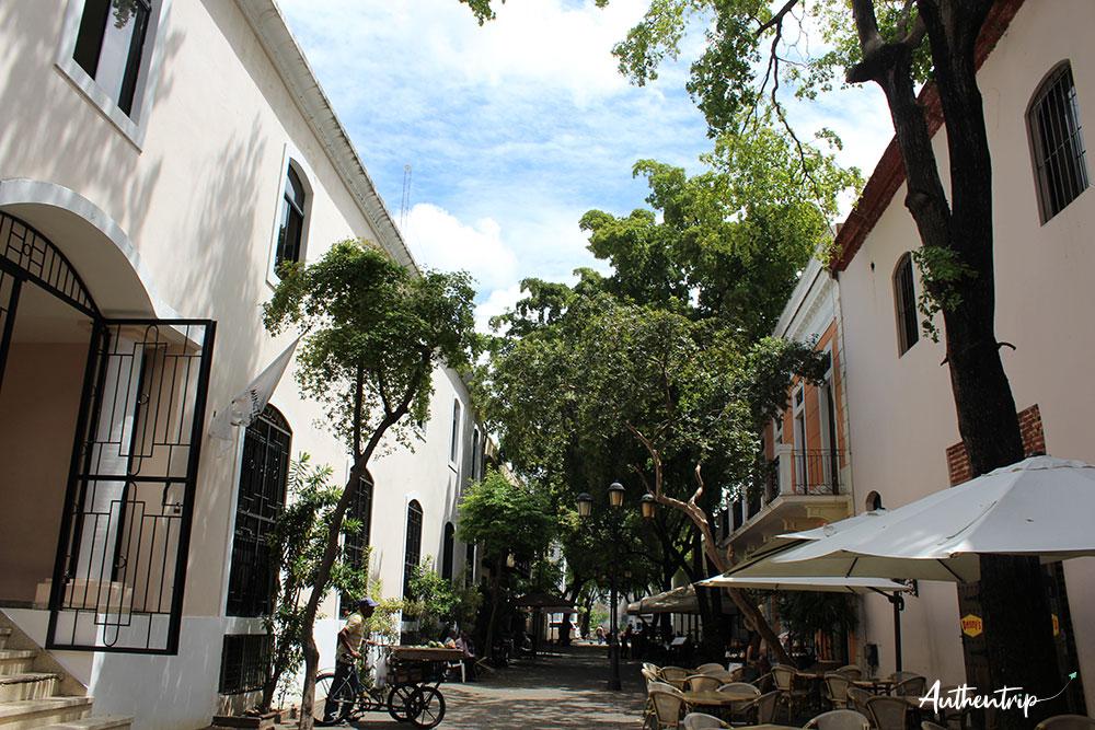 Ruelle république dominicaine