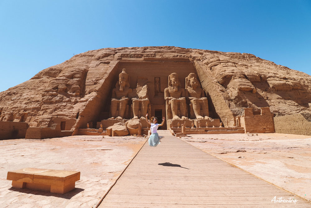 top 5 temples egyptiens, abu simbel