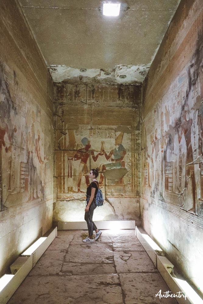 chapelle abydos