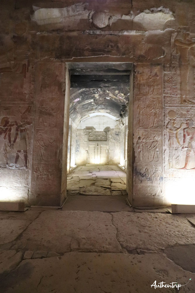 top 5 temples egyptiens abydos