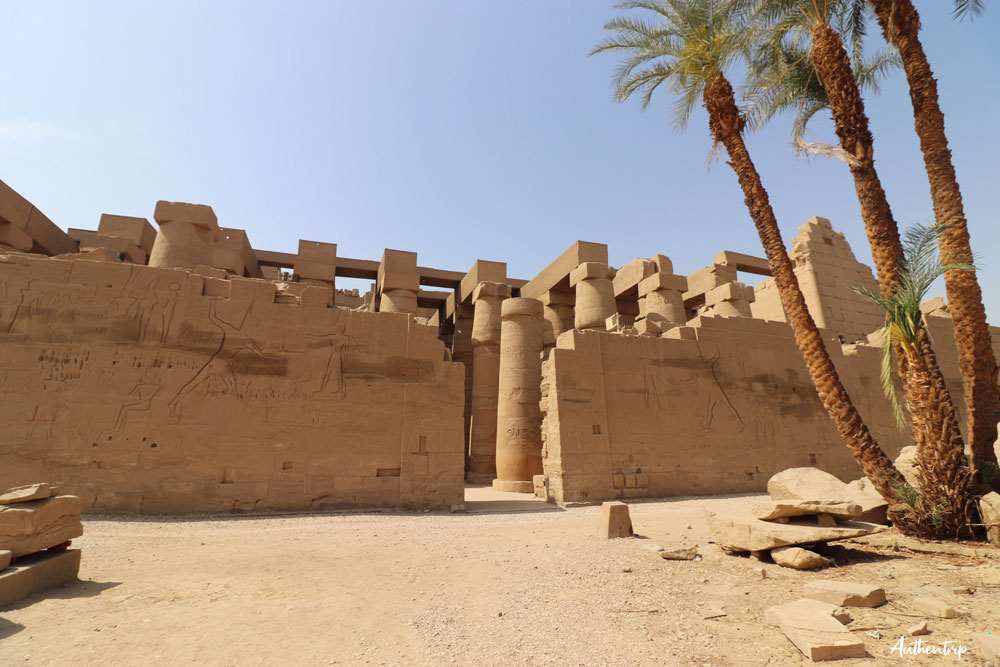 temple karnak top 5 temples egyptiens