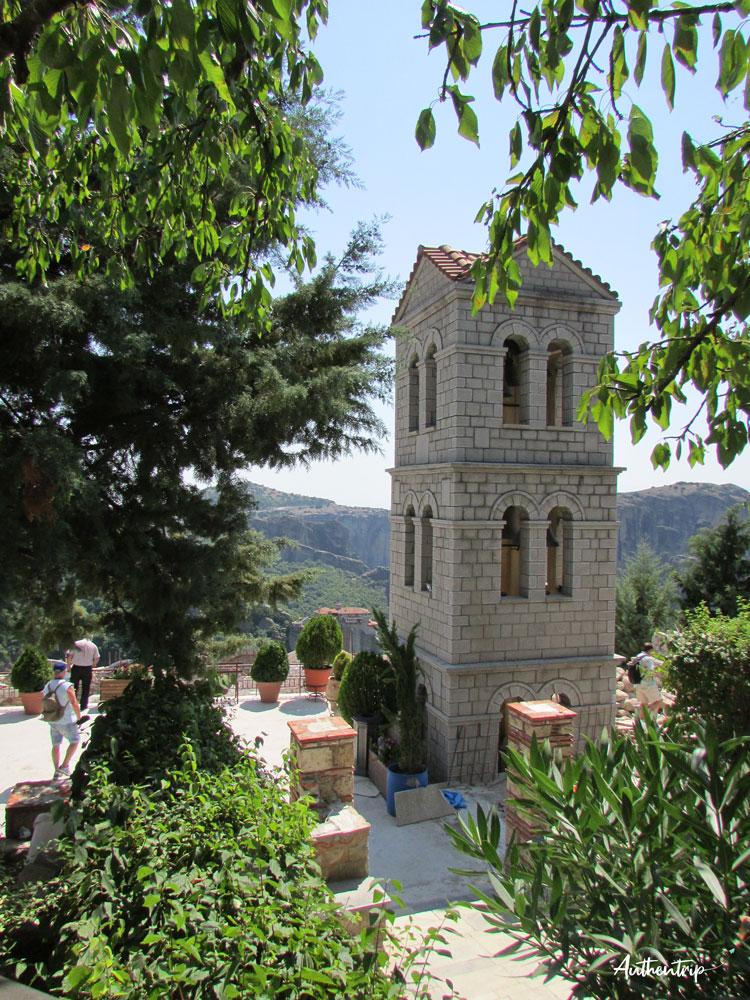 monastère météores grèce