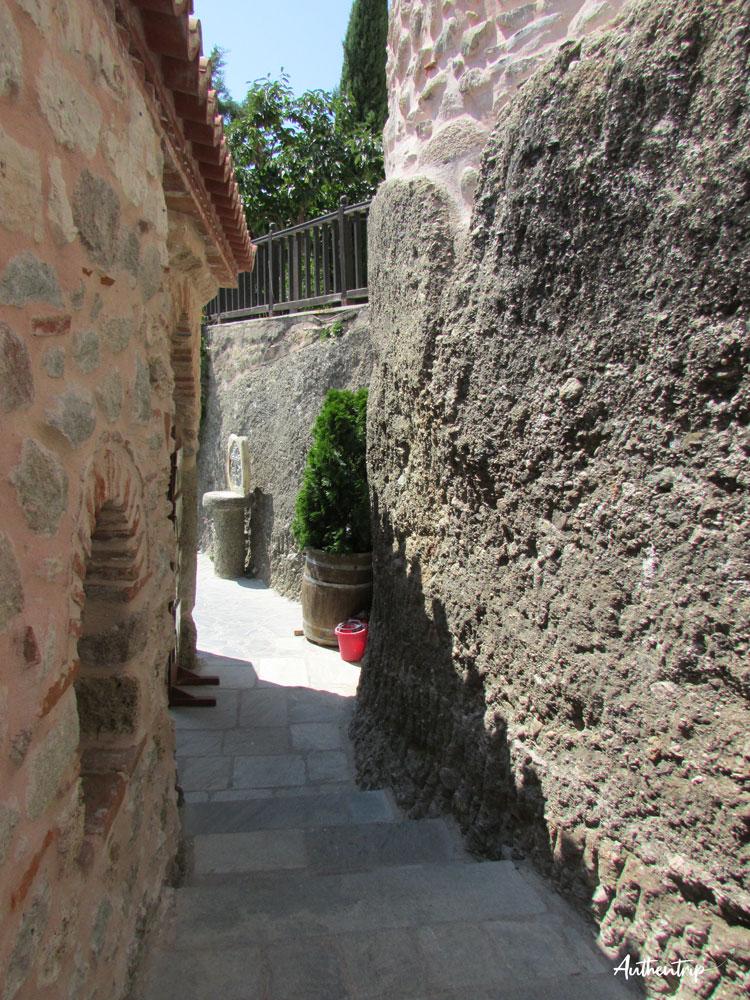 ruelle monastère météores