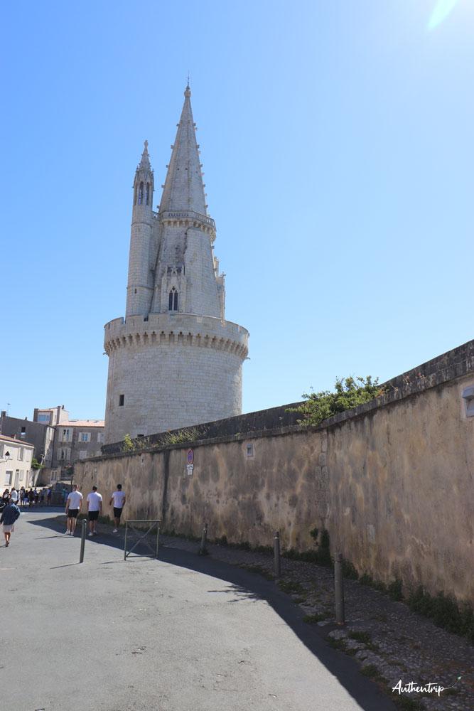 La Rochelle Entree