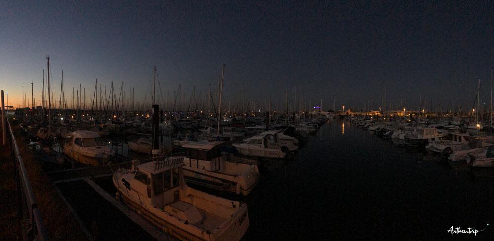 Port Minimes Pano