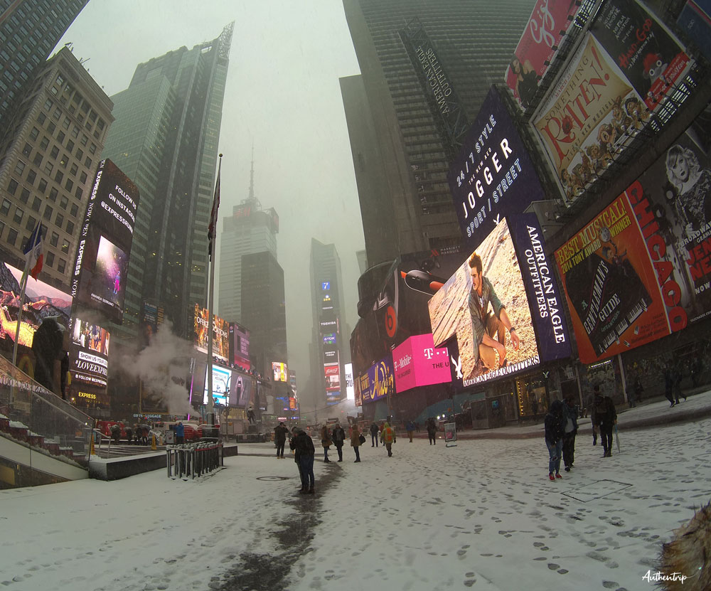 Vue Times Square