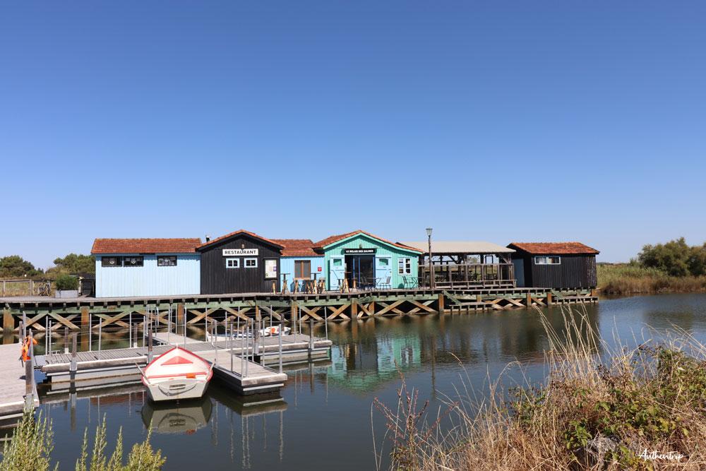 île d'Oléron port Salines