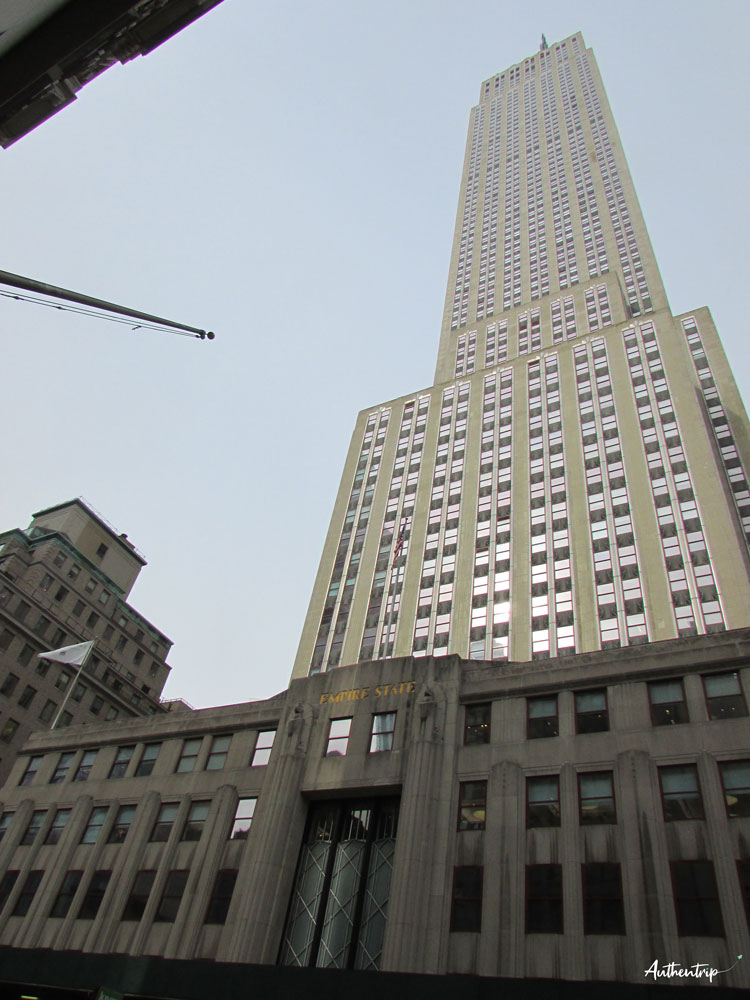 empire state building new york