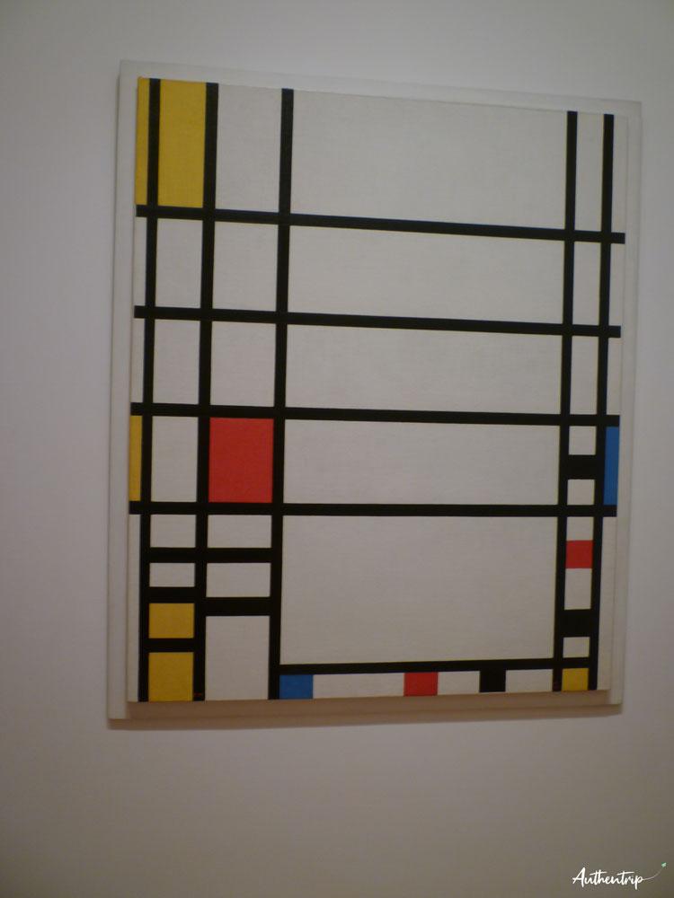 MoMA tableau