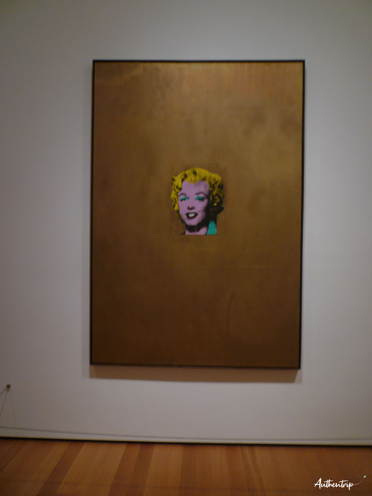 MoMA Warhol