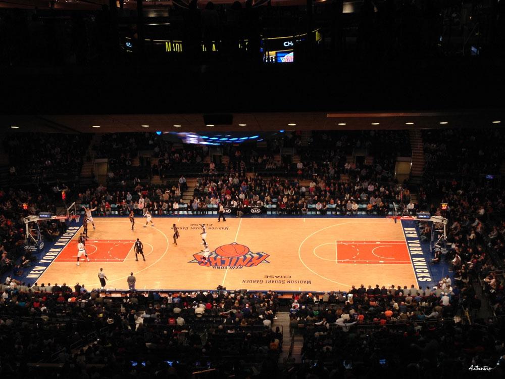 Madison Square Garden NBA