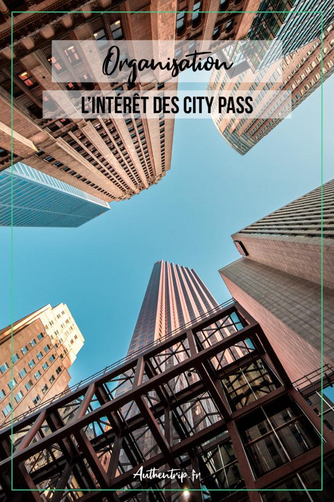 L'intérêt des city pass