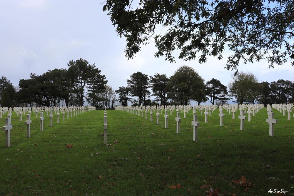 cimetière Colleville-sur-Mer