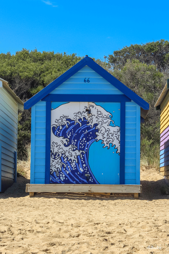 cabine de plage melbourne