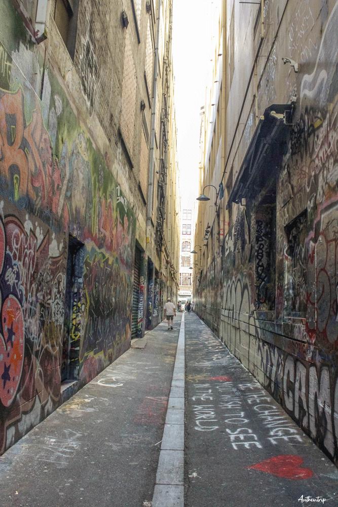 street art australie melbourne