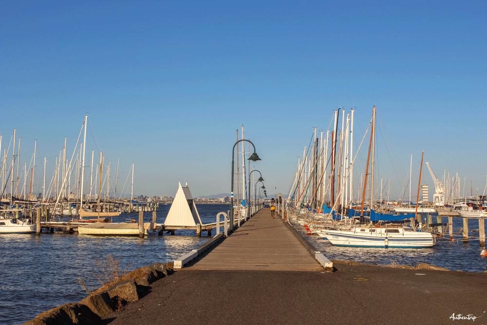 port Williamstown Melbourne