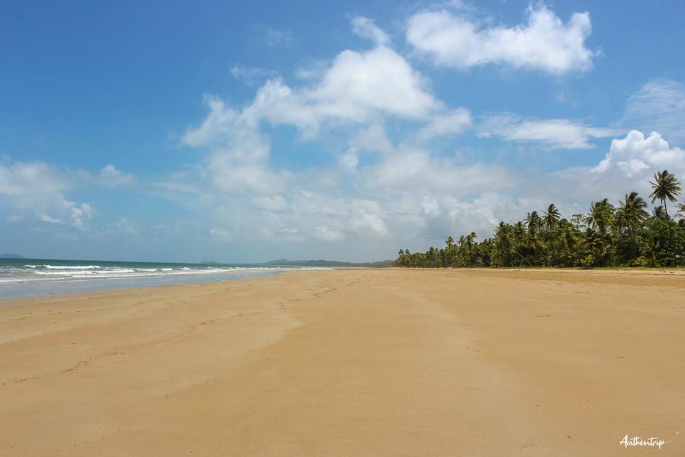 les plus belles plages d'Australie Mission Beach
