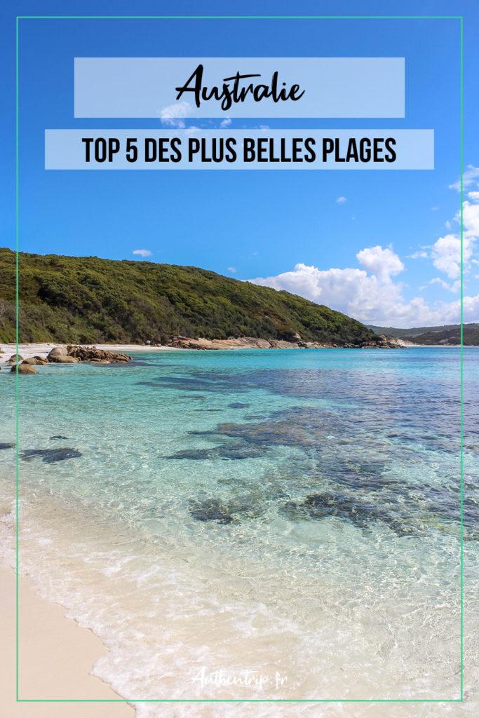 #PVTAustralie : notre top 5 des plus belles plages