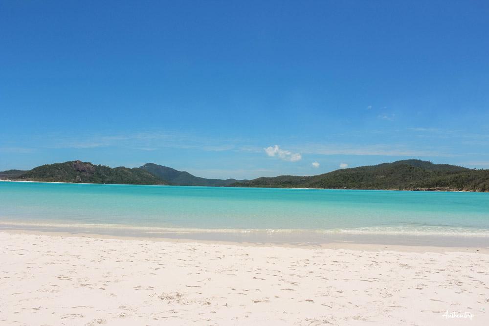 plus belles plages d'Australie Whitehaven Beach
